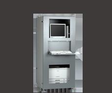 8cbe80b550 防塵ラック「まもる君」 粉塵からパソコンを護る エスディエス